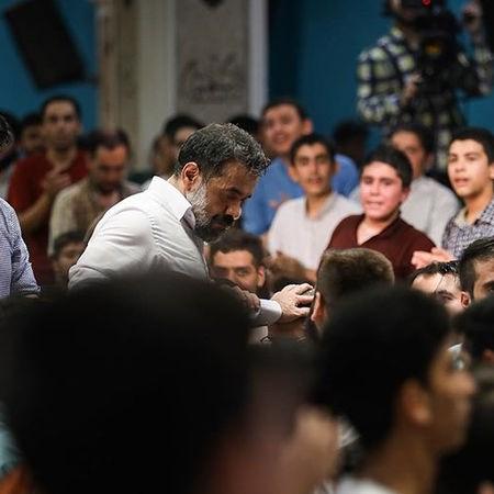 نوحه حکایتی شده مویم محمود کریمی ای بابا