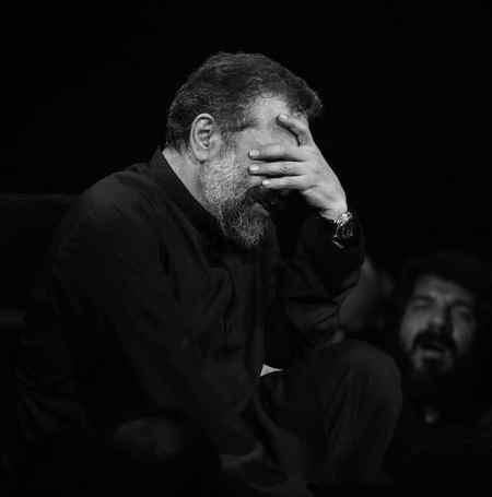 نوحه آبروی منو محمود کریمی مداحی حسین